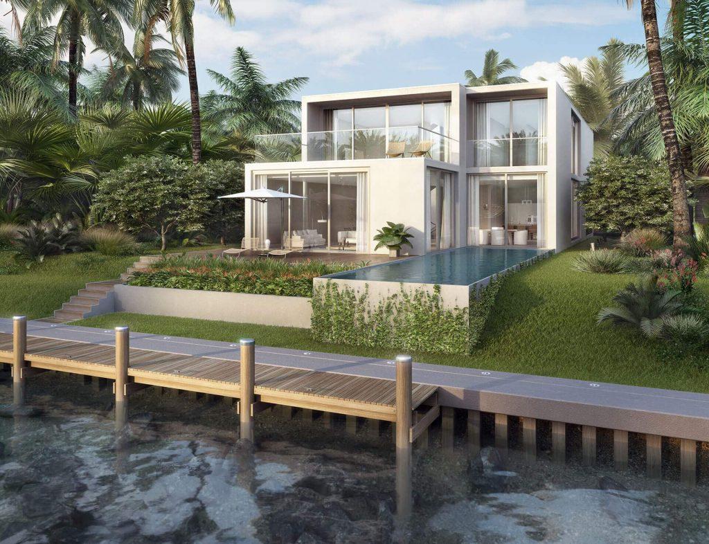 Standalone Waterfront Villa at The Ritz-Carlton Residences Miami Beach