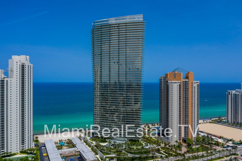 Residences by Armani Casa in Sunny Isles Beach