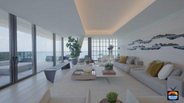 Arte Surfside Residence 801 for $10.5 million